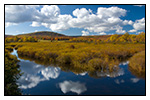 Canaan Valley Cloud Reflections